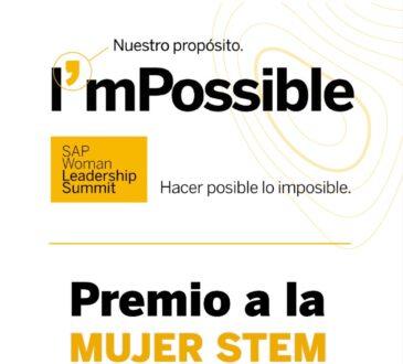 La multinacional tecnológica alemana SAP abrió la convocatoria para la postulación de las candidatas al premio Mujer STEM 2020.