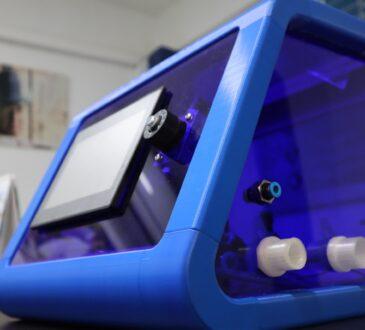 La empresa ESSI que fabrica de ventiladores mecánicos con tecnología de la región, está próxima a lograr el desarrollo de pruebas con humanos.