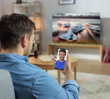 Samsung Electronics ha tomado ventaja de la tecnología para optimizar sus canales de soporte y atención a los usuarios. La atención de manera remota