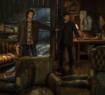 Warner Channel presenta los últimos siete episodios de la decimoquinta y final temporada de Supernatural, todos los martes, desde el 27 de octubre.