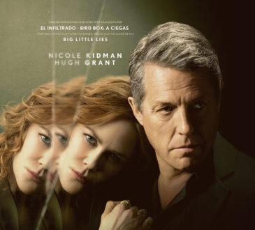 HBO difundió una nueva versión del póster oficial de THE UNDOING, la miniserie se estrena el domingo 25 de octubre a las 8:00 p.m.