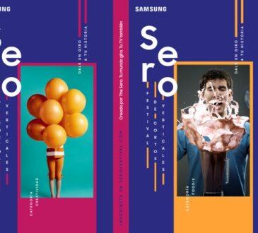 Samsung con el objetivo de incentivar la creación de nuevos contenidos realizará en Colombia la primera edición del Festival de Cortos en Vertical.