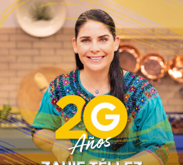 """El Gourmet celebró sus 20 años al aire acompañando los hogares de toda América Latina y para ello estrenó el podcast """"20 años siendo parte de tu vida"""""""