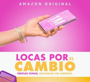 Amazon Prime Video anunció su película, Locas por el Cambio, estrenará el 27 de noviembre de 2020. Protagonizado por Sofía Sisniega y Mariel Molino.