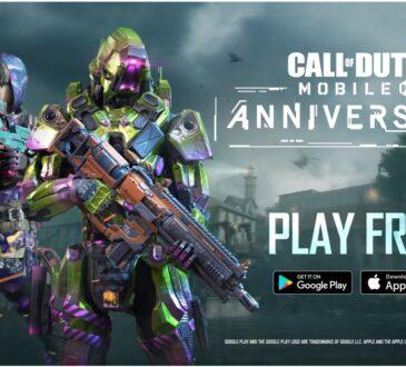 Call of Duty: Mobilecelebra su primer aniversario con el lanzamiento de una nueva temporada, eventos emocionantes y un nuevo espacio social