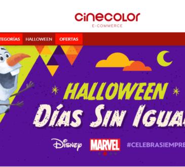 Para responder a las necesidades de los consumidores, Cinecolor Colombia amplia el portafolio de productos en su nueva plataforma E-Commerce
