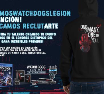 Watch Dogs: Legion, el esperado se estrenará el próximo 29 de octubre y para celebrar su próximo lanzamiento, Ubisoft anuncia un concurso de fan art