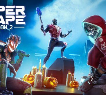 Ubisoft anuncia que Halloween ha llegado a Hyper Scape, tomando las riendas de Neo Arcadia desde el 20 de octubre hasta el martes 3 de noviembre