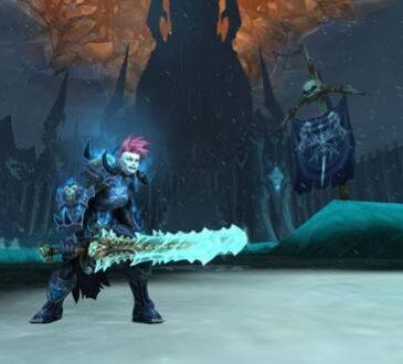 Los campeones de Azeroth ya pueden comenzar los preparativos para su viaje al más allá: ¡El contenido previo de Shadowlands ya está disponible!