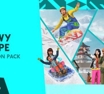 Electronic Arts y Maxis anunciaron que Los Sims 4 Escapada en la Nieve llegará a PC, MAC y tambien a Xbox One y PlayStation 4 el 13 de noviembre.