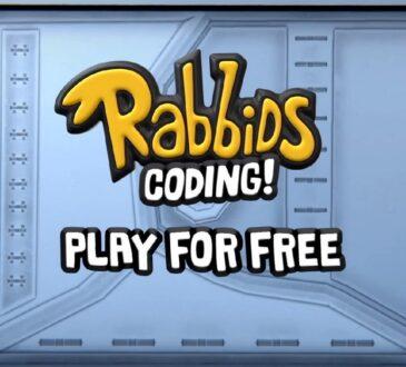 Ubisoft anunció que Rabbids Coding, un juego gratuito diseñado para introducir a los niños en la codificación y programación, ya está disponible para jugar