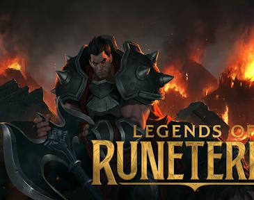 """Ya está disponible en Runeterra de Riot Games, la nueva extensión del set de Monumentos de poder: """"El Llamado de la Montaña""""."""