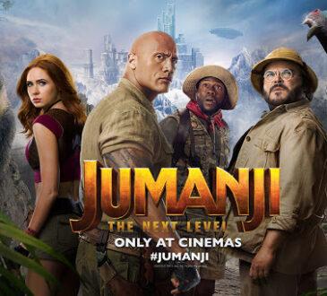 HBO celebra la llegada deJUMANJI: EL SIGUIENTE NIVEL con películas con historias divertidas y sorprendentes, inspiradas en videojuegos y superhéroes.