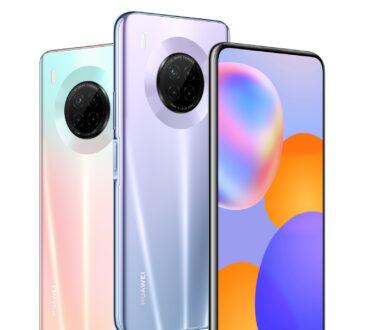 Es por eso que Huawei equipó el nuevo Y9a con un poderoso sistema de cuatro cámaras, compuesto por una principal de 64 MP, un lente de Ultra Gran Angular de 8MP, uno de Profundidad de 2MP y otro Macro de 2MP.