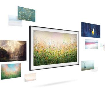 Samsung Electronics anunció su asociación con Etsy, un marketplace global de productos únicos y creativos, que trae a los usuarios del televisor The Frame.