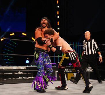 Acción, adrenalina y los mejores combates continúan en SPACE con la emisión del segundo episodio de All Elite Wrestling (AEW), el próximo domingo.