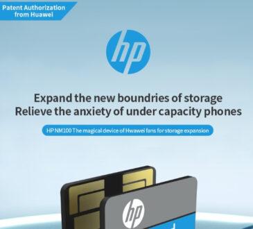 BIWIN anunció el lanzamiento y la disponibilidad de HP NM 100, la tarjeta de nano memoria de HP para los smartphones de Huawei en Colombia.