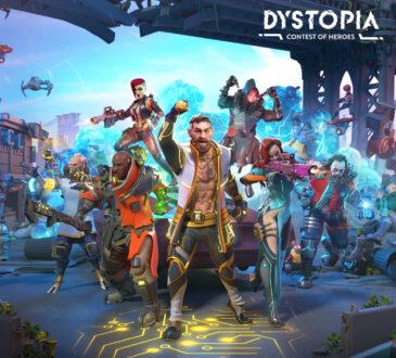Huawei anunció que Beetroot Lab, el creciente estudio independiente de desarrollo de videojuegos, está lanzando su nuevo juego post apocalíptico de estilo ciberpunk, 'Dystopia: Torneo de Héroes' exclusivamente en AppGallery.