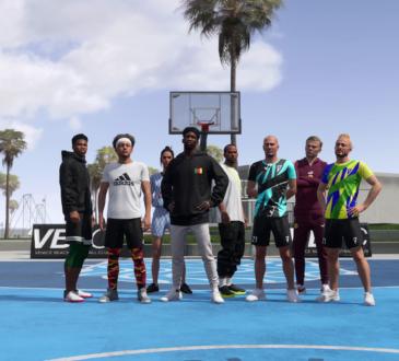 EA SPORTS FIFA anunció una nueva oleada de grandes estrellas que se sumarán al increíble roster de Rompe Límites para el modo VOLTA FOOTBALL.