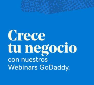 GoDaddyanunció webinars educativos gratuitos para ayudar a los propietarios de pequeñas empresas y emprendedores a construir su presencia en línea.