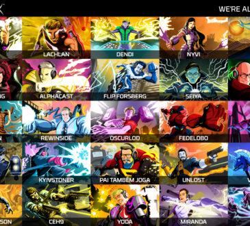 Kingston Technology Company anunció que su creciente programa HyperX Heroes ahora incluye a 24 influenciadores mundiales.