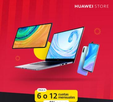 Huawei anuncia su participación en el tercer Día sin IVA en Colombia. Desde las 0:00 hasta las 11:30 PM del 21 de noviembre.