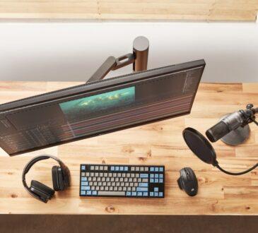 LG Electronics ha lanzado su nuevo e innovador concepto de monitores Ergo, diseñados para llevar la productividad, la comodidad y la conveniencia a otro nivel