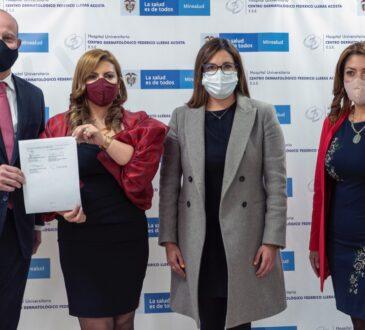 L'Oreal Colombia a través de su marca dermo-cosmética LA ROCHE-POSAY en alianza con el hospital Federico Lleras Acosta para educar y concientizar sobre el cuidado de la piel