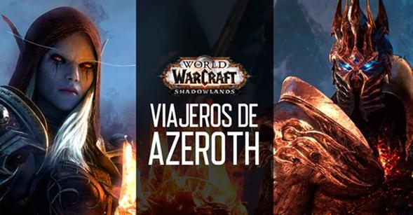 La nueva expansión de World of Warcraft, Shadowlands, está sobre nosotros y estará disponible en todas partes a partir del próximo lunes 23 de noviembre.