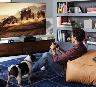 Los televisores QLED de Samsung se han posicionado como los dispositivos ideales para disfrutar de los videojuegos debido a sus funciones.