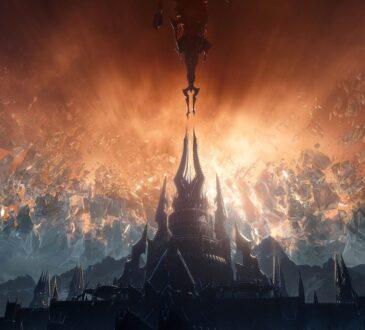 El lanzamiento de World of Warcraft: Shadowlands, la octava expansión del aclamado juego de rol multijugador masivo en línea de Blizzard Entertainment.