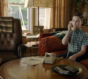 Warner Channel presenta el estreno de la cuarta temporada de Young Sheldon, todos los lunes, a partir del 30 de noviembre, a las 21.35 horas.