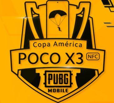 Este sábado 21 de noviembre a partir de las 18:00 hrs de Buenos Aires, PUBG MOBILE realizará la competencia Copa América PocoX3.