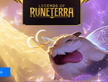 """Ya están abiertas las inscripciones para competir en el torneo """"Poro Furioso 3"""" de Legends of Runeterra. Riot Games en colaboración con Sergan te invitan."""
