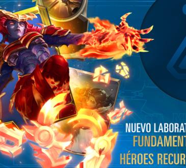 Un Laboratorio nuevo centrado en campeones, actualización de los temporizadores de rondas son parte de la versión 1.15 de Legends of Runeterra.