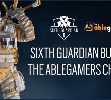 Ubisoft anuncia el lanzamiento del Programa Sixth Guardian, una serie de bundles de caridad en Tom Clancy's Rainbow Six Siege.