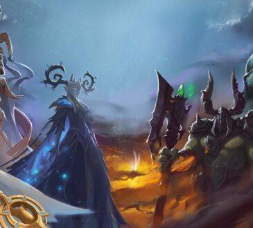 La nueva expansión de World of Warcraft: Shadowlands ya está disponible y Blizzard ha preparado una lista de contenido para que puedas entender mejor lo que está sucediendo en Azeroth