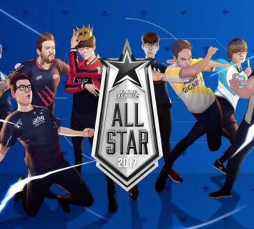 All-Star, la celebración de las personalidades más queridas del competitivo de League of Legends y los fanáticos, empezó el día de hoy viernes 18 de diciembre