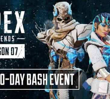Apex Legends está entrando en el espíritu de las fiestas con su alegre evento, Holo-Day Bash, el cual ya empezó estará disponible hasta el 4 de enero.