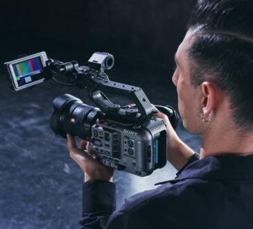 Sony Electronics anunció oficialmente el lanzamiento de la cámara FX6 (modelo ILME-FX6V), la última incorporación a la serie Cinema Line de Sony
