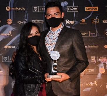 Alma y Brío, producción dirigida por Juan Diego González, fue el cortometraje galardonado en la Categoría Aficionado Lenovo