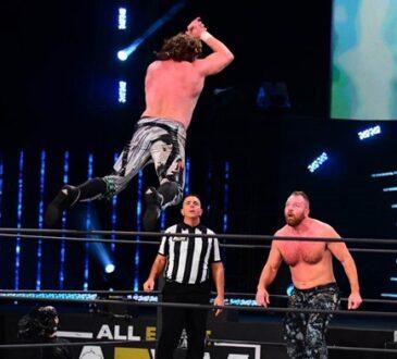 SPACE es la casa de la lucha libre profesional y de All Elite Wrestling (AEW), la liga llena de acción, acrobacias y emociones que llega con su cuarta entrega