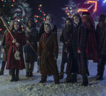 """AMC propone un plan ideal de medianoche: Las dos temporadas completas de """"NOS4A2"""" de lunes a viernes hasta el 25 de diciembre."""