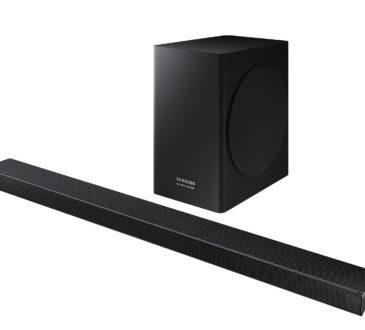 Las Torres de Sonido de Samsung son la opción ideal para compartir playlists o escoger las canciones favoritas desde cualquier dispositivo.