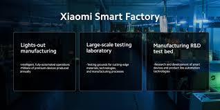 La fábrica de producción más moderna de Xiaomi y también una de las más completas y avanzadas de la industria a nivel global: Mi Smart Factory.