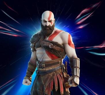 Kratos aterrizó en la Isla de Fortnite el pasado 3 de diciembre y estará disponible hasta el 10 de diciembre. Victorioso de miles de batallas con dioses.