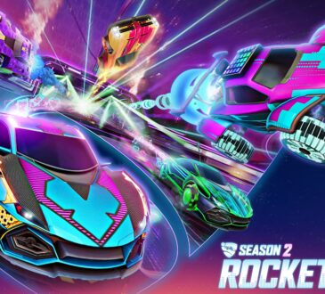 Psyonix anunció que la segunda temporada de Rocket Leagueestará disponible el 9 de diciembre. La próxima temporada es una celebración de la música.