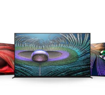 Sony presentó los primeros televisores del mundo con inteligencia cognitiva. Los nuevos televisores BRAVIA XR incluyen los modelos 8K LED MASTER serie Z9J