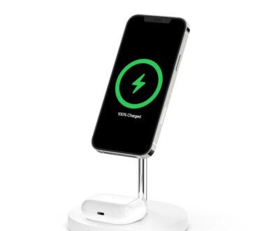 Belkin presentó dos nuevos productos de su cartera de audio SOUNDFORM y de su colección de energía móvil BOOST↑CHARGE, con Find My de Apple