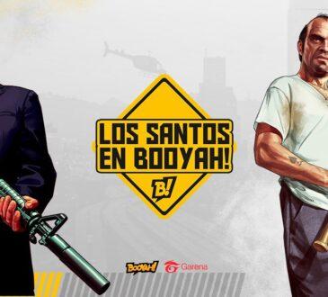 """""""Los Santos en BOOYAH!"""" será el primer torneo de Grand Theft Auto V que organizará la plataforma de streaming, en el que 32 jugadores se enfrentarán entre carreras y tiroteos."""